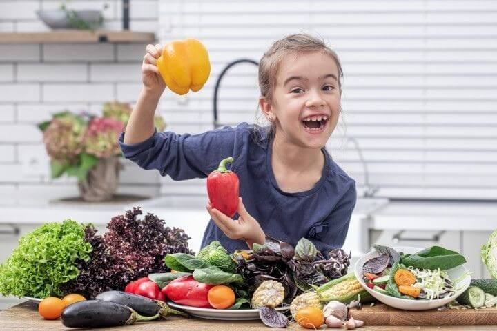 Good Diet and Nutrition Plan for Children